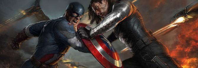 Первый трейлер Captain America: The Winter Soldier