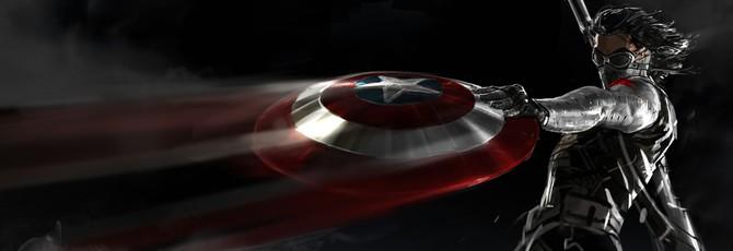 Патриотический ремикс Captain America: The Winter Soldier