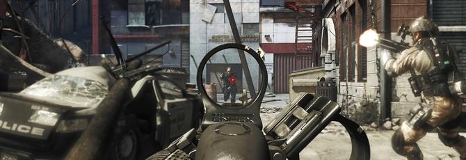 Лайв-экшен трейлер Call of Duty: Ghosts – Эпичная Ночь