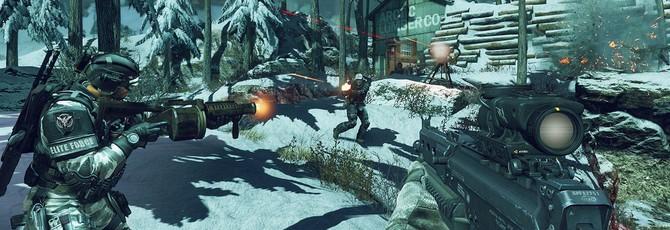 Одиночная кампания Call of Duty: Ghosts занимает всего 4 часа