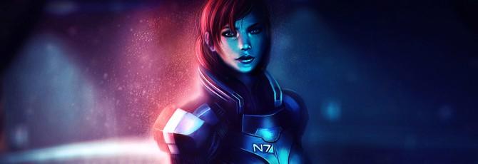 Игровое искусство: вселенная Mass Effect