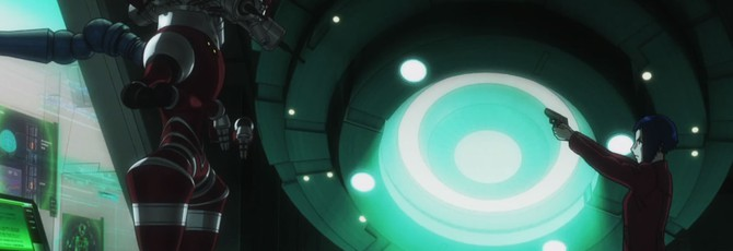Трейлер второго эпизода Ghost in the Shell: Arise