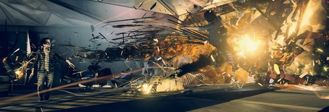В Quantum Break игроки будут переключаться между героями и злодеями