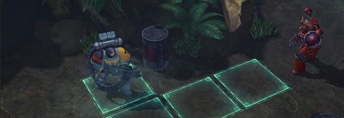 Трейлер Warhammer 40,000: Space Wolf – карточной f2p игры