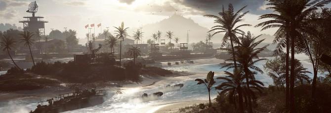 Облачные сервера Battlefield могут создавать динамические погодные условия на картах