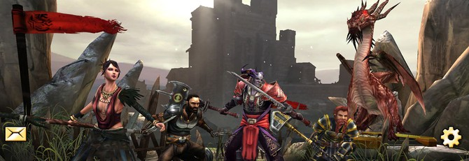 Heroes of Dragon Age вышла на iOS и Android
