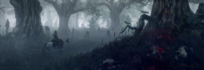 Трейлер Witcher 3 с VGX – это 100% реальный геймплей