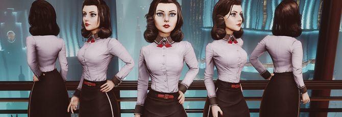 Мастер-модели персонажей BioShock Infinite