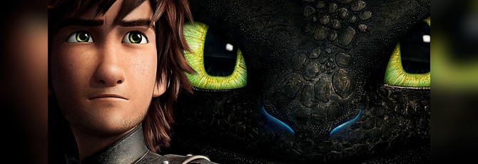 Трейлер How to Train Your Dragon 2