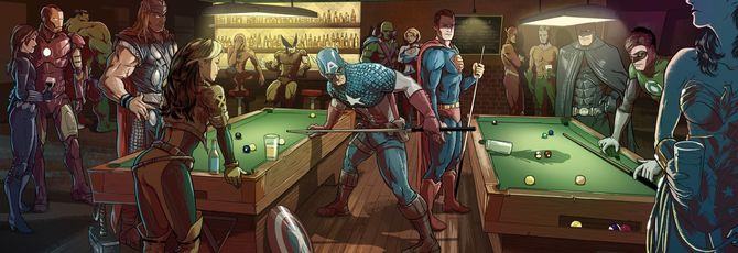 Community Call: DC vs Marvel