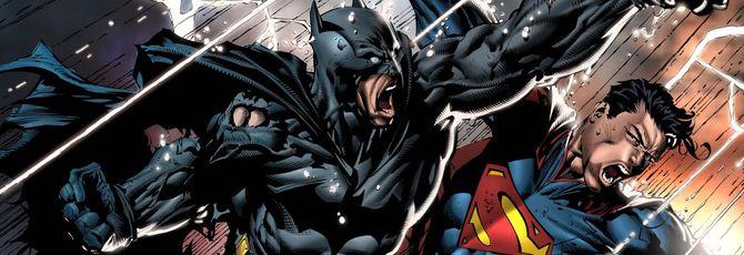 Фильм Batman vs Superman перенесли на 2016 год