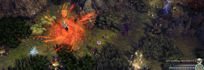 Новый трейлер и скриншоты Age of Wonders 3