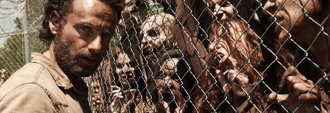 Зомби терроризируют прохожих в Нью-Йорке