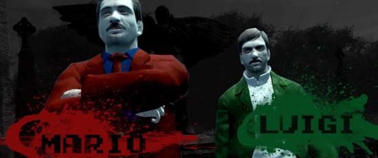 Трейлер фильма Mario Brothers на движке GTA IV
