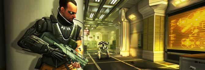 Deus Ex: The Fall замечена в Steam