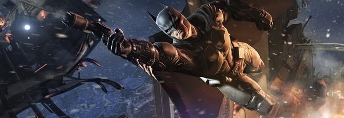 Новый DLC для Arkham Origins – Cold, Cold Heart