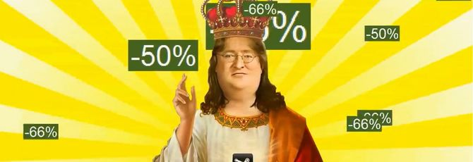 Valve позволит разработчикам самостоятельно устраивать распродажи