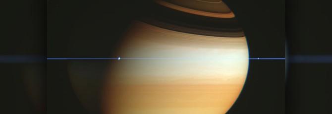 Голубая линия Сатурна