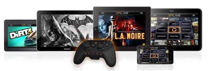 Сервис OnLive's CloudLift позволит играть в игры Steam на любом девайсе