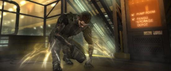 Deus Ex: Human Revolution без динамической системы сложности