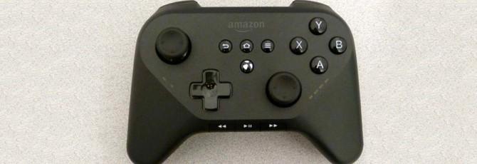 Фотографии контроллера консоли от Amazon