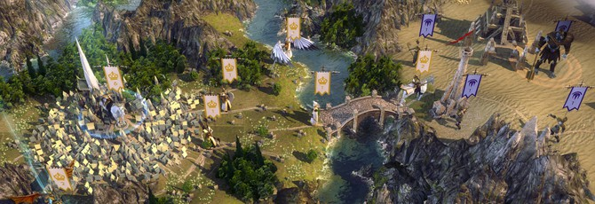 Новое геймплейное видео Age of Wonders 3 – Теократ