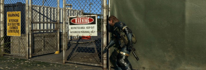 Прохождение Metal Gear Solid 5: Ground Zeroes за 10 минут