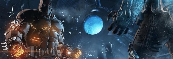 "Batman: Arkham Origins - геймплей дополнения ""Cold, Cold Heart"""