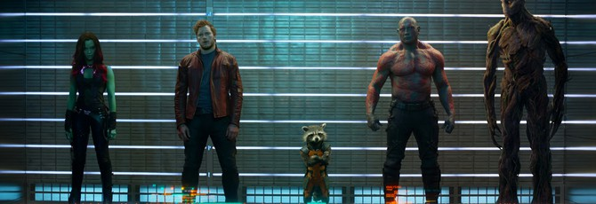 Новый тизер Guardians of the Galaxy