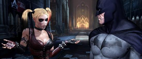 Скрины и Арт Batman: Arkham City
