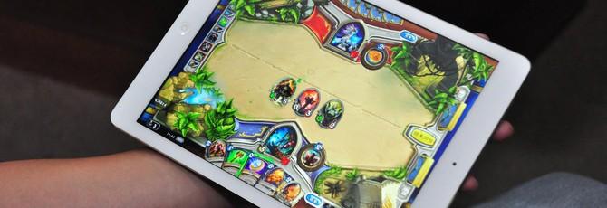 Blizzard мотивирует играть в Hearthstone в живую