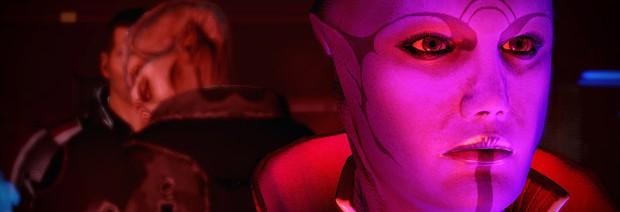 Новые скриншоты Mass Effect 2
