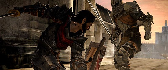 Взаимодействие с персонажами в Dragon Age II