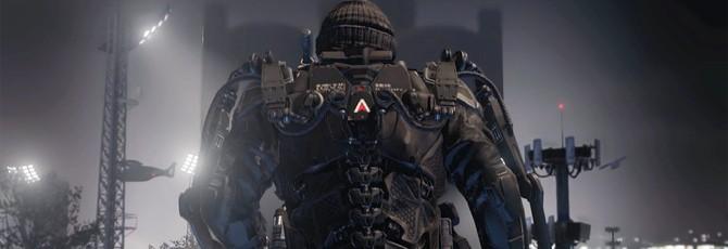 Первые скриншоты Call of Duty: Advanced Warfare