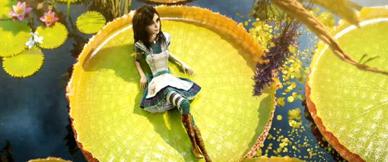 Гемплейный трейлер Alice: Madness Returns