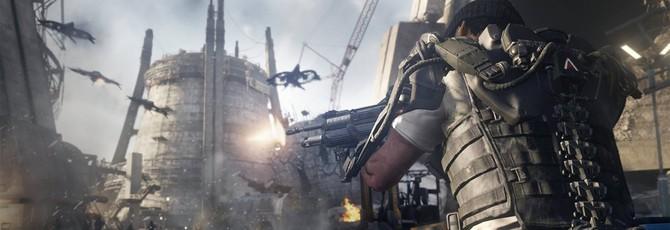 Сall of Duty: Advanced Warfare не будет работать в 1080p на Xbox One?