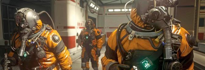 Новые скриншоты Call of Duty: Advanced Warfare с next-gen графикой