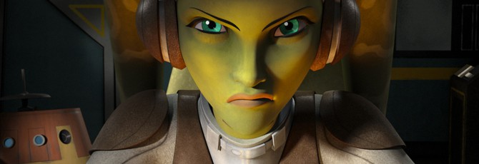 Первый полноценный трейлер Star Wars Rebels