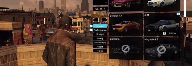 Геймплейные gif из PS4-версии Watch Dogs