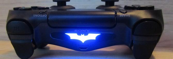 Sony раскрыла секрет, для чего светящаяся полоса на контроллере PS4