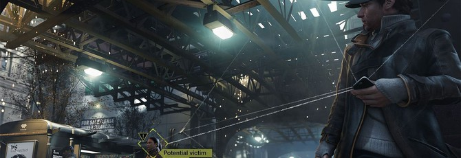 15 минут геймплея Watch Dogs на PS4