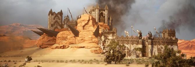 Скриншоты Западного Подступа в Dragon Age: Inquisition