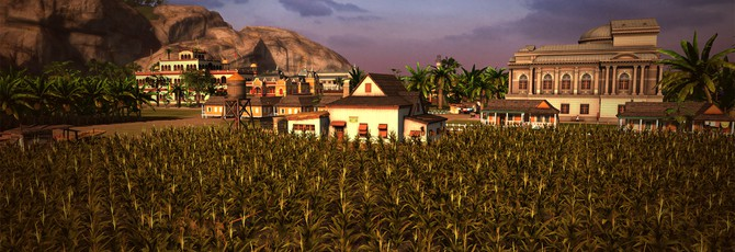 1 час геймплея Tropico 5