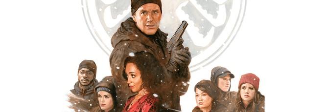 Арты первого сезона Agents of S.H.I.E.L.D.