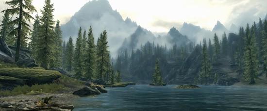 Суть The Elder Scrolls V: Skyrim в синглплеере