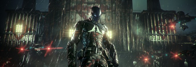 Batman: Arkham Knight задержится до 2015-го года