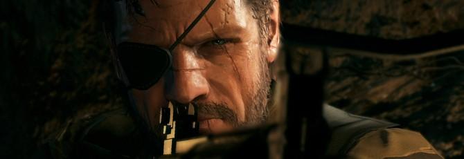 Геймплей Metal Gear Solid V: The Phantom Pain на PS4