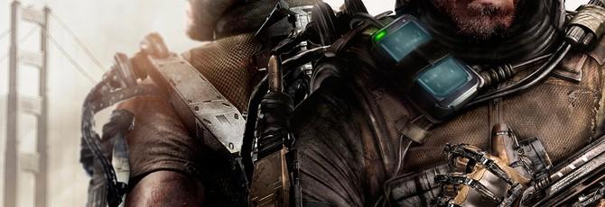 9 новых скриншотов Call of Duty: Advanced Warfare и детали нового движка