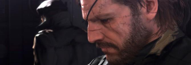 E3: Трейлер Metal Gear Solid V: The Phantom Pain - игра не для детей