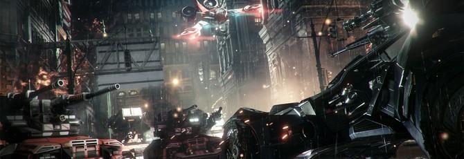 Демо Batman: Arkham Knight во время брифинга Sony было запущено на PC